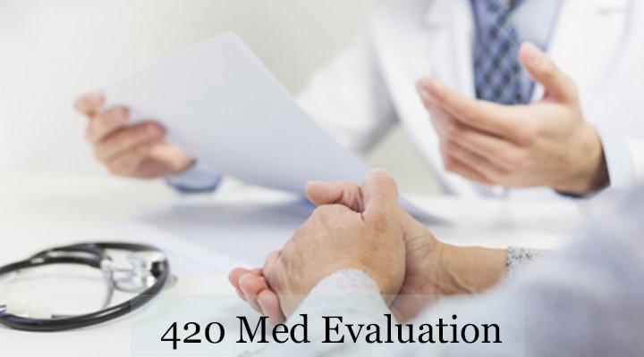 420 Med Evaluations Los Angeles