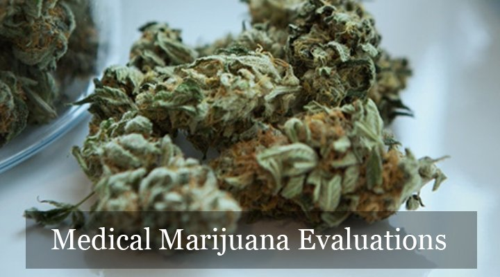 Medical Marijuana Evaluations Los Angeles, CA