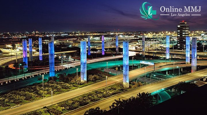 Travellers Get Ready to Carry Cannabis into Los Angeles International Airport