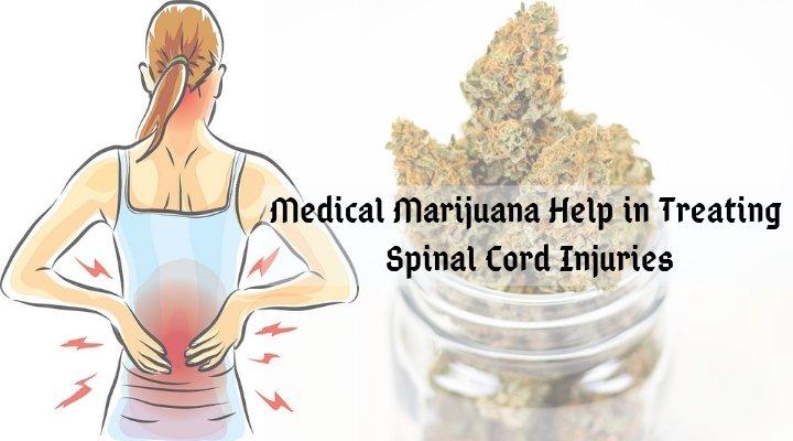 Medical Marijuana Help in Treating Spinal Cord Injuries
