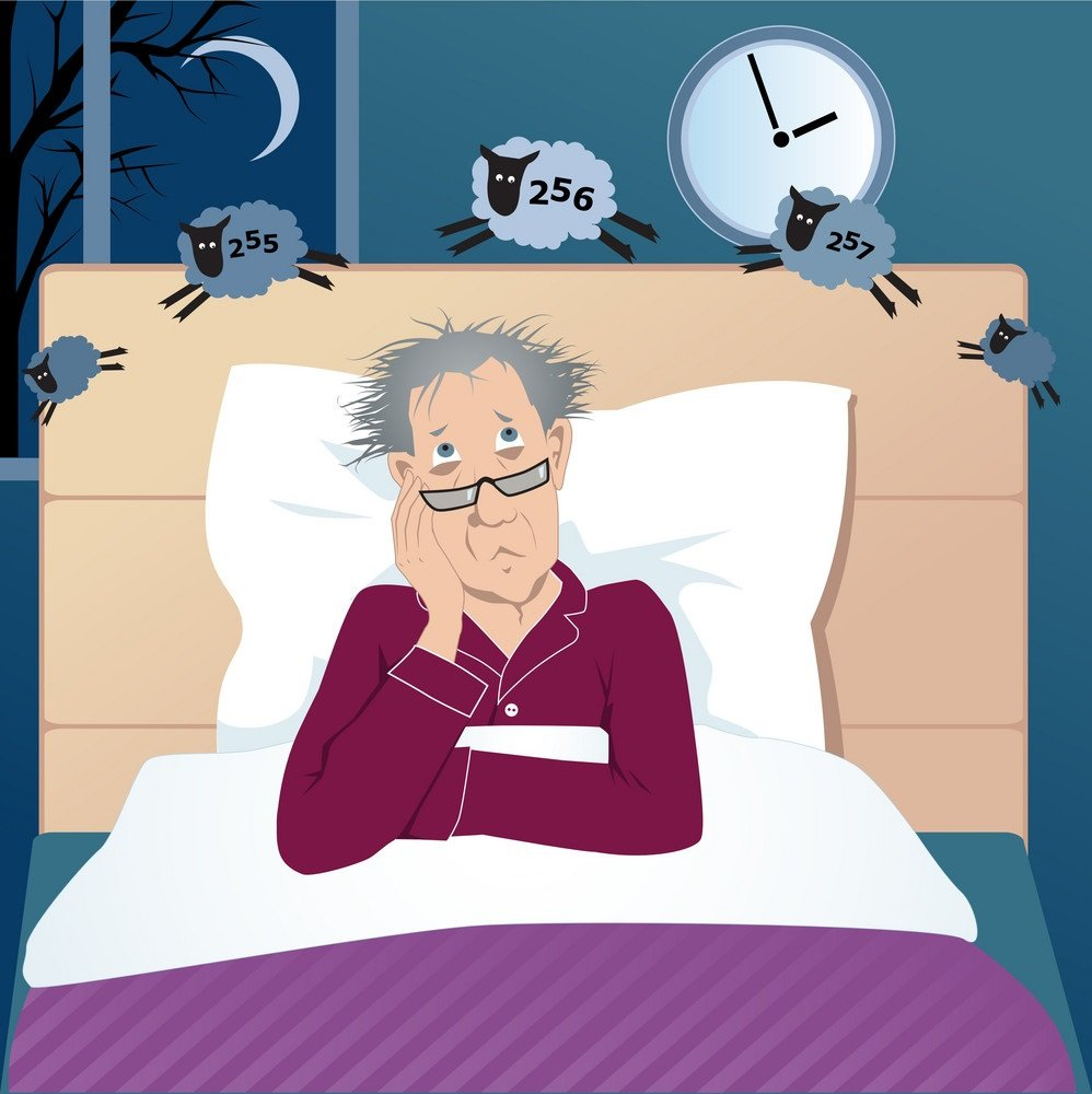 insomnia in old age